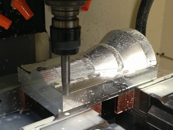 高速3D加工1
